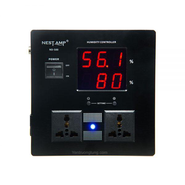 Bộ điều khiển độ ẩm Nestamp ND-500