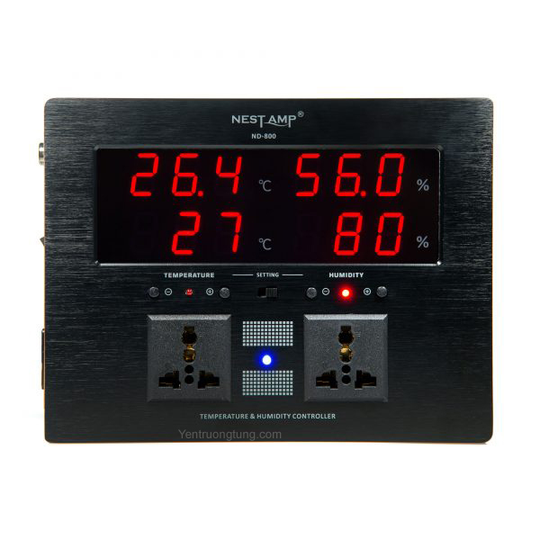 Nestamp Độ ẩm ND-800